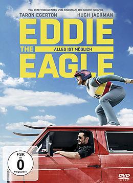 Eddie the Eagle - Alles ist möglich DVD
