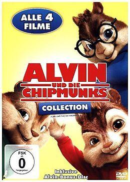 Alvin und die Chipmunks DVD