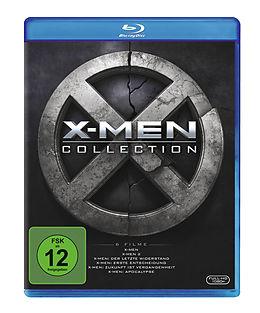 X-men 1-6 Blu-ray