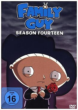 Family Guy - Season 14 DVD