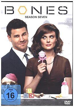 Bones - Die Knochenjägerin - Season 7 / Amaray DVD