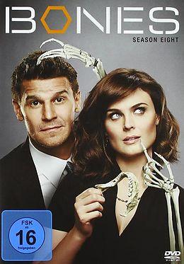 Bones - Die Knochenjägerin - Season 8 / Amaray DVD