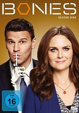 Bones - Die Knochenjägerin - Season 9 / Amaray DVD
