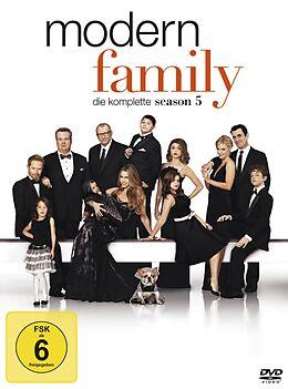Modern Family - Season 05 DVD