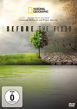 Before the Flood DVD
