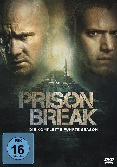 Serienjunkies Prison Break Staffel 5