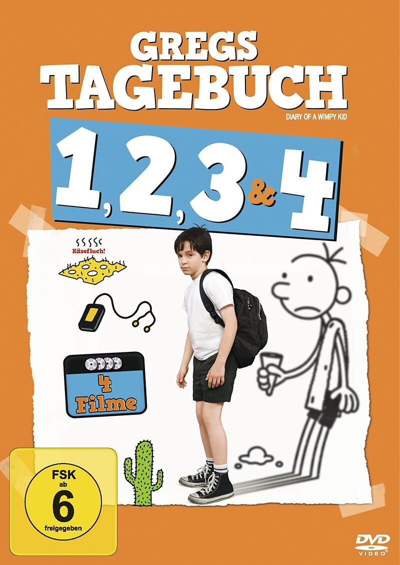 Gregs Tagebuch Film 1
