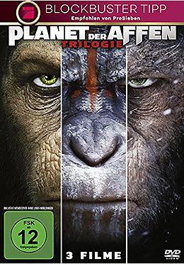 Planet der Affen Trilogie DVD