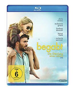 Begabt - Die Gleichung Eines Lebens Blu-ray