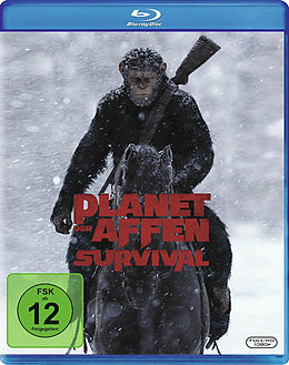 Planet der Affen - Survival Blu-ray
