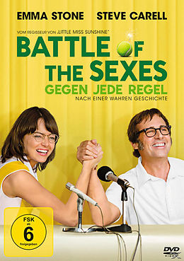 Battle of the Sexes - Gegen jede Regel DVD