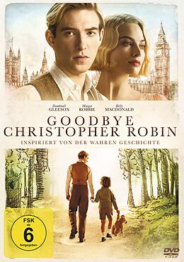 Goodbye Christopher Robin DVD