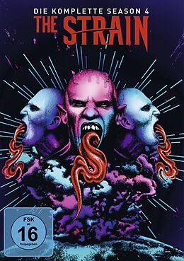 The Strain - Staffel 04 DVD