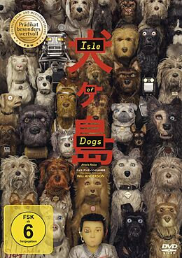 Isle of Dogs - Ataris Reise DVD