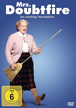 Mrs. Doubtfire - Das stachelige Hausmädchen DVD