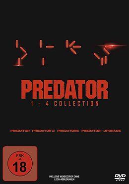 Predator 1-4 DVD