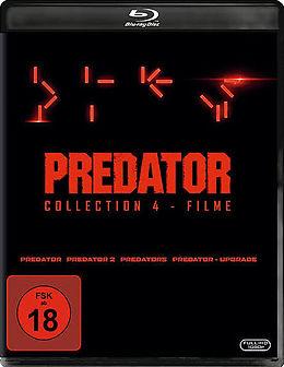 Predator 1-4 Blu-ray