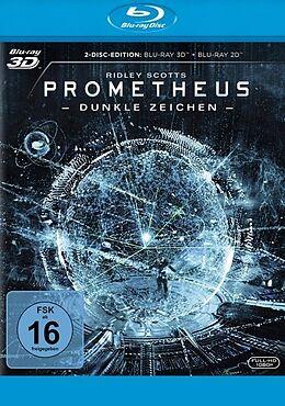 Prometheus - Dunkle Zeichen 3D 3D Blu-ray