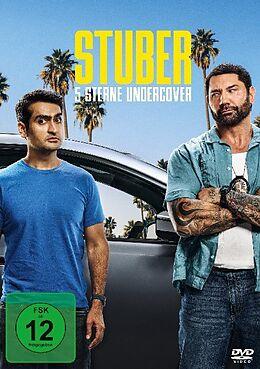 Stuber - 5 Sterne Undercover DVD