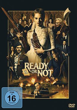 Ready or Not - Auf die Plätze, fertig, tot DVD