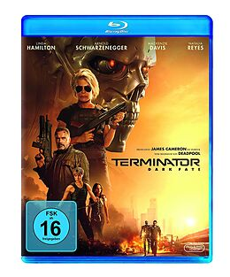 Terminator - Dark Fate Blu-ray