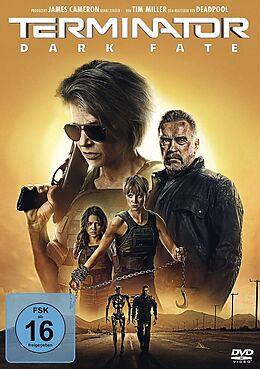 Terminator - Dark Fate DVD