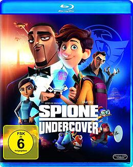 Spione Undercover - Eine Wilde Verwandlung Blu-ray