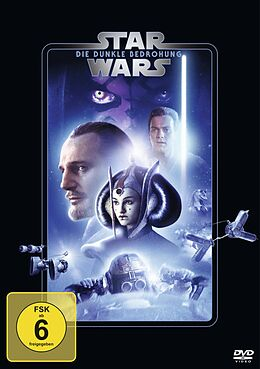 Star Wars: Episode I - Die dunkle Bedrohung DVD