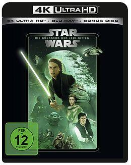 Star Wars - Episode VI - Die Rückkehr Der Jedi-rit Blu-ray UHD 4K + Blu-ray