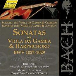 Sonaten Für Gambe Und Cembalo