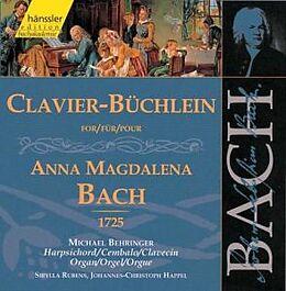 Clavier-Büchlein Für Anna Magd