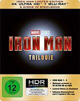 Iron Man Trilogie - 4K UHD [Version allemande]