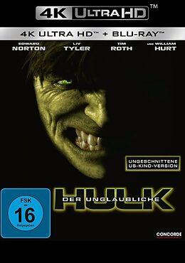 Der unglaubliche Hulk Blu-ray UHD 4K + Blu-ray