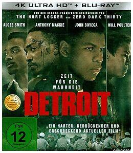 Detroit Blu-ray UHD 4K + Blu-ray