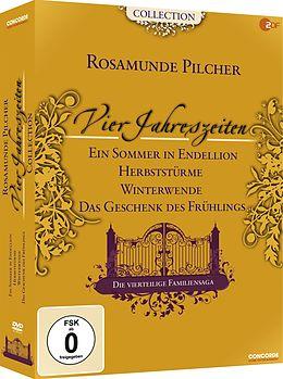 Rosamunde Pilcher - Vier Jahreszeiten Collection DVD