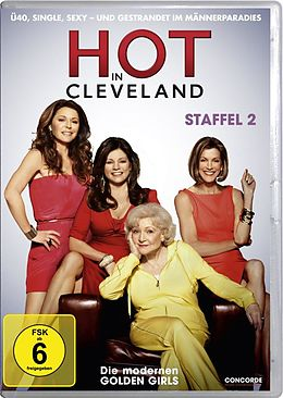 Hot in Cleveland - Staffel 02 [Versione tedesca]
