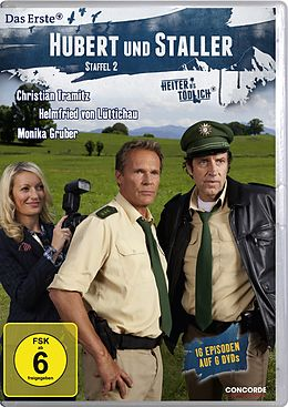 Hubert und Staller - Staffel 02 DVD