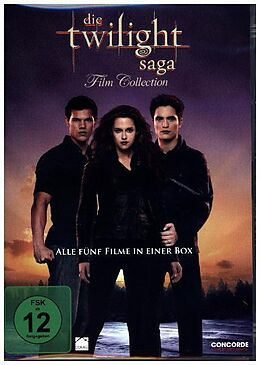 Die Twilight Saga DVD