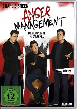 Anger Management - Staffel 4 - Staffel 4 [Versione tedesca]