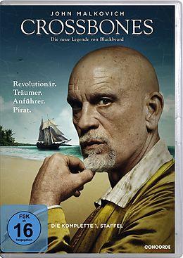 Crossbones - Staffel 01 DVD