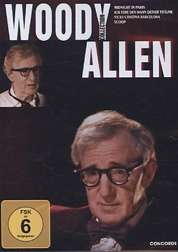 Woody Allen Collection DVD