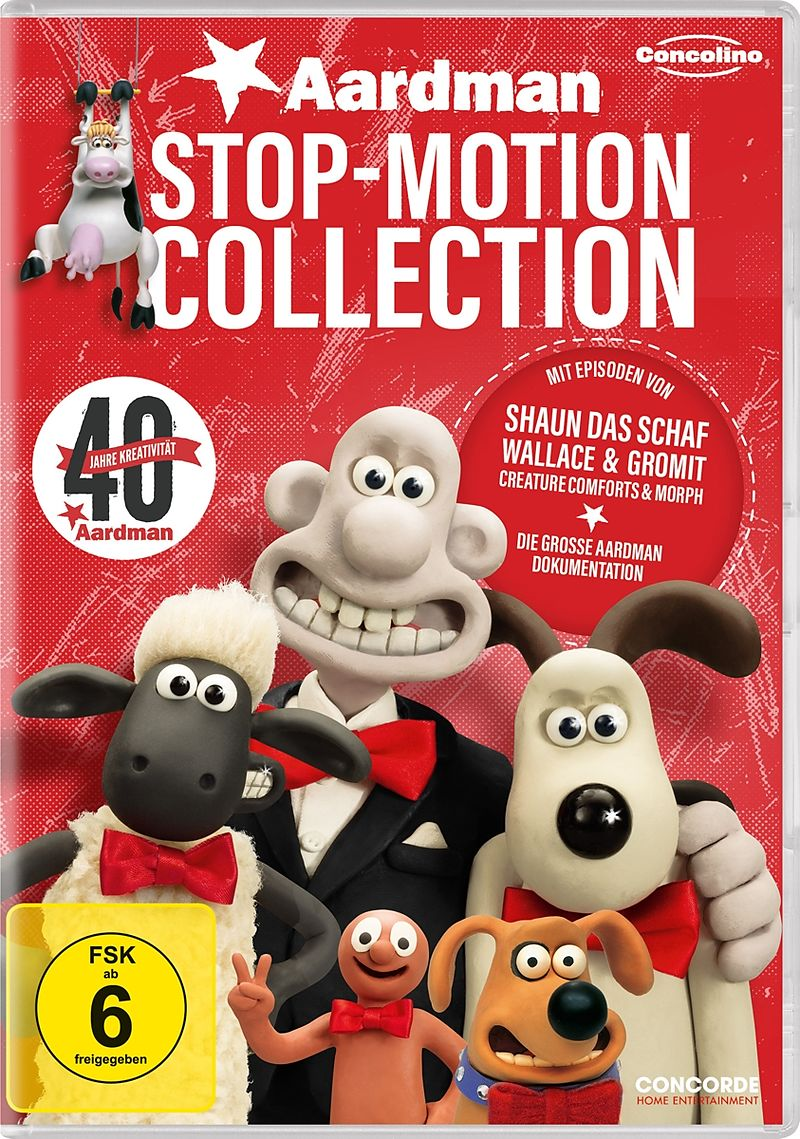 Aardman Stop-Motion Collection [Versione tedesca]