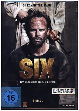 Six - Staffel 01 DVD