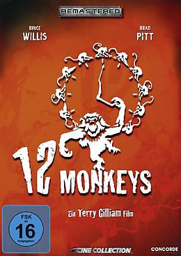12 Monkeys DVD