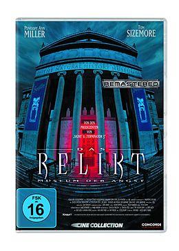 Das Relikt - Museum der Angst DVD