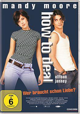 How to Deal - Wer braucht schon Liebe? DVD