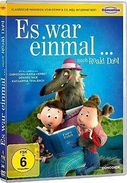 Es war einmal... Nach Roald Dahl DVD
