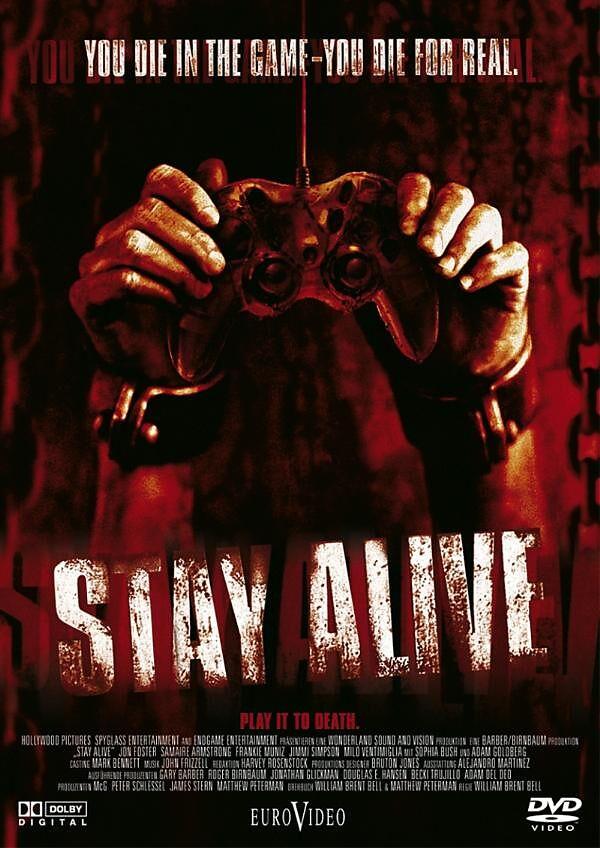 stay alive stirbst du im spiel bist du tot dvd