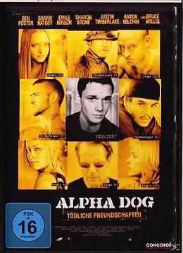 Alpha Dog - Tödliche Freundschaften DVD