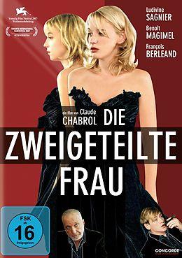 Die zweigeteilte Frau DVD
